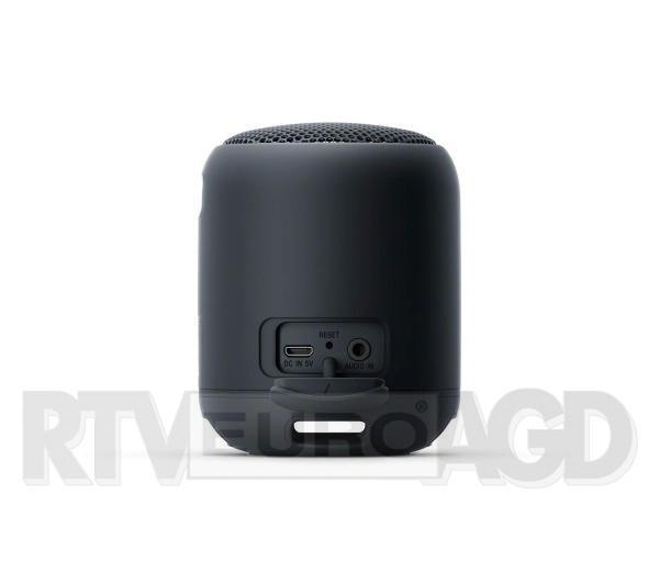 Sony SRS-XB12 (czarny)