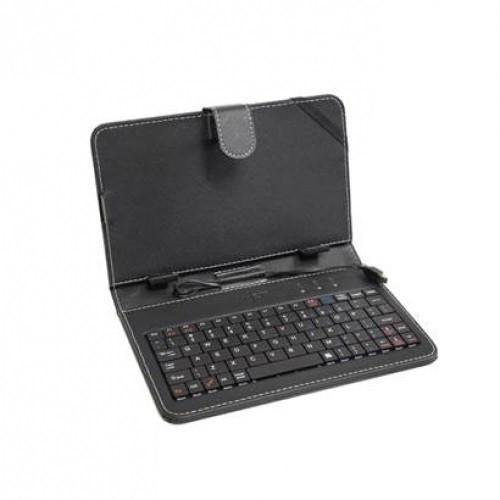 """ART Etui+klawiatura USB micro do tabletu 7"""" AB-97"""
