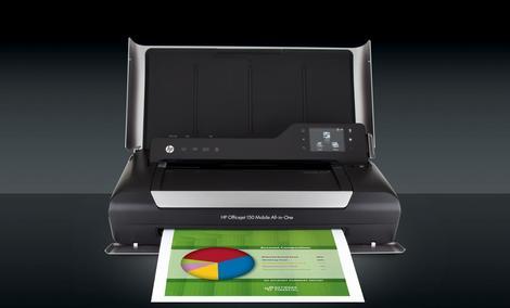 HP Officejet 150 Mobile All-in-One - mobilne urządzenie wielofunkcyjne