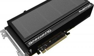 GAINWARD GeForce GTX 970 4096MB DDR5/256bit DVI/HDMI/DP PCI-E (1304/7000) (wer. OC - Phantom Fan Design)