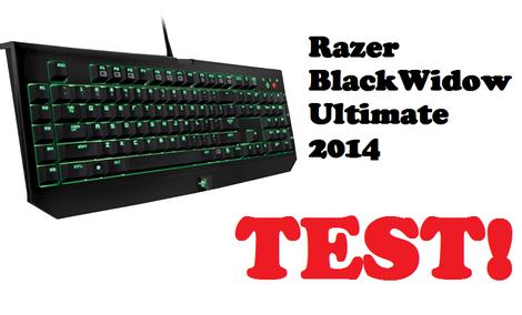 Razer BlackWidow Ultimate 2014 - Test Klawiatury z Przełącznikami Razer Green Switch
