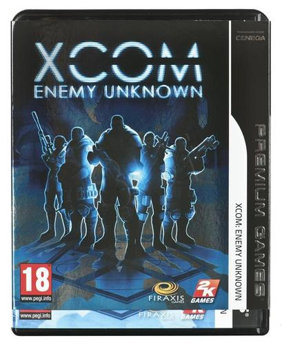 NPG XCOM Enemy Unknown