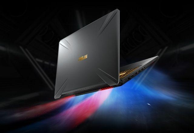 ASUS TUF Gaming FX505DT - laptop z GTX 1650 na prezent