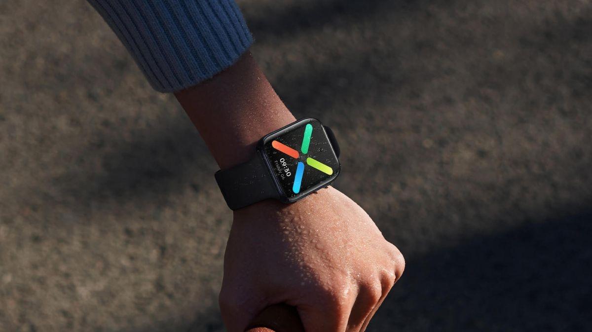Oppo Watch 46mm dostępny jest również w wersji pozbawionej modułu LTE