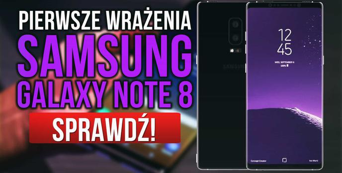 Samsung Galaxy Note 8 na IFA 2017