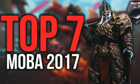 TOP 7 Gier MOBA 2017 - Sprawdź Najciekawsze Tytuły!