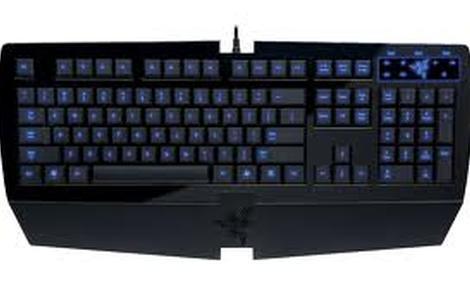 Razer Lycosa Gaming - podświetlana klawiatura dla graczy