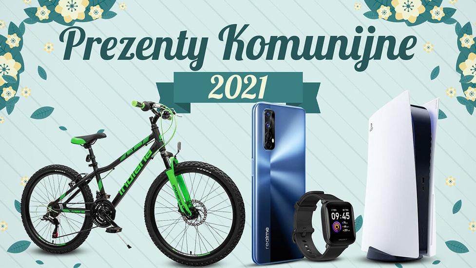Co kupić na Komunię? Najlepsze prezenty komunijne 2021