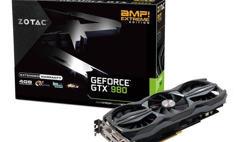 Karty Generacji GeForce GTX 980 i GTX 970 W Ofercie Firmy ZOTAC