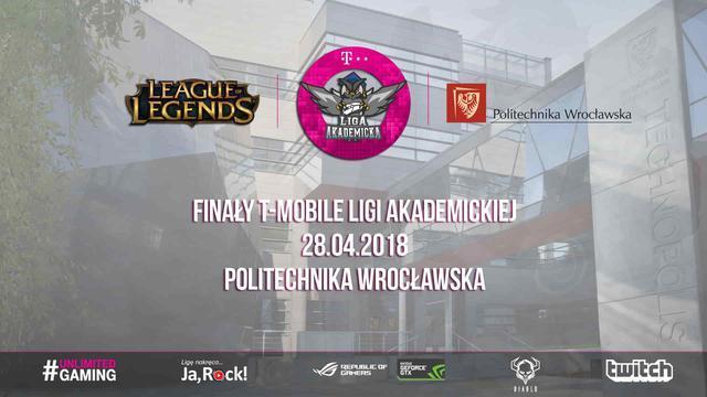 Politechnika Wrocławska gospodarzem pierwszych finałów T-Mobile Ligi Akademickiej!