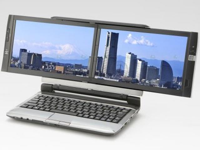 Kohjinsha DZ6KH16E – netbook z dwoma ekranami