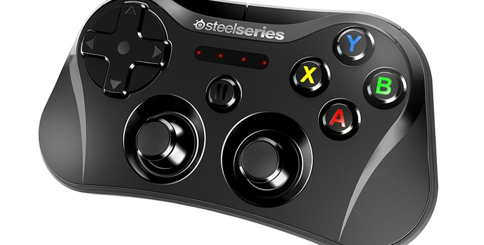 SteelSeries przedstawia bezprzewodowy kontroler do gier Stratus