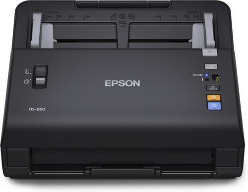 Epson Skaner szczelinowy WorkForce DS-860 A4/A3(opcja) ADF80/130ipm max