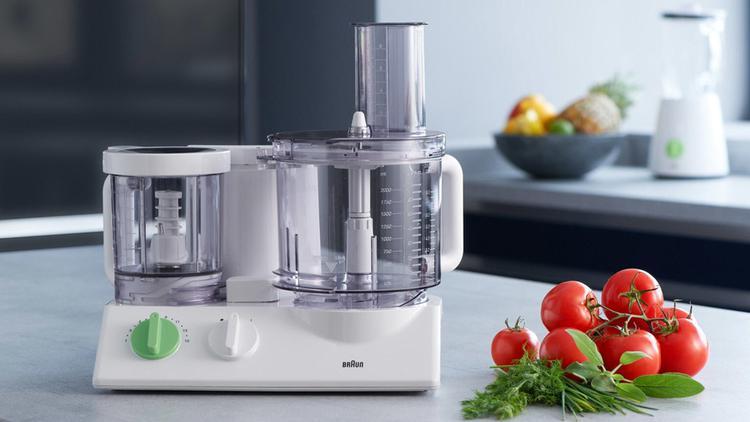 robot wielofunkcyjny Braun FX 3030 w kuchni