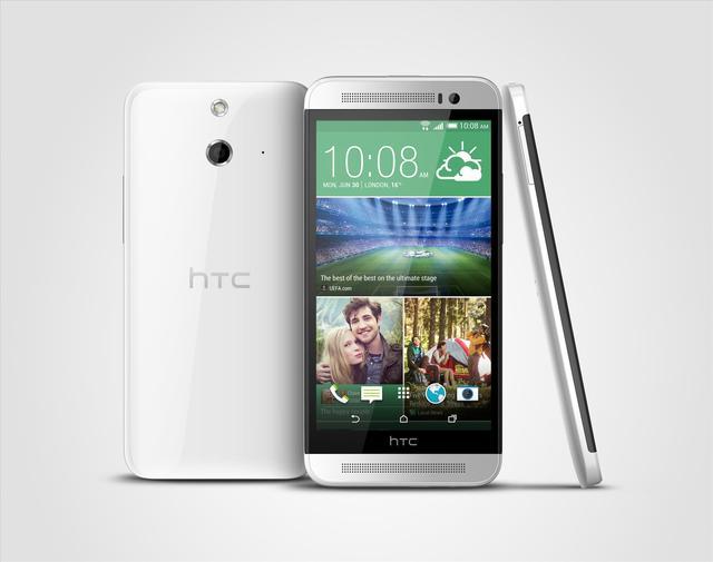 HTC One E8 - Tańsza Wersja Flagowca