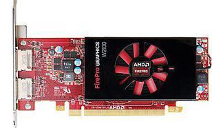 HP FirePro W2100, 2GB DDR3 (128bit), 2x DP (J3G91AA)