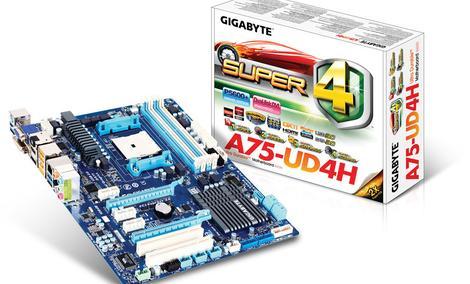 GIGABYTE A75-UD4H - unboxing i prezentacja płyty głównej