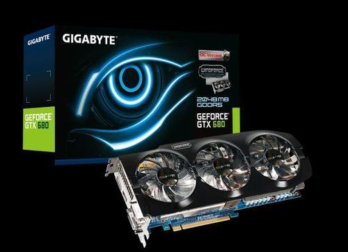GIGABYTE GV-N680OC-2GD