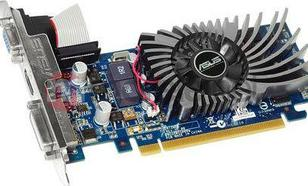 Asus GeForce 210 1GB DDR3 (64 bit) DVI, HDMI, Low Profile (210-1GD3-L)