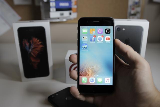 iPhone 7 czy iPhone 6s - Porównanie szybkości działania