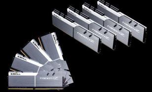 G.Skill Trident Z DDR4, 8x8GB, 3600MHz, CL16 (F4-3600C16Q2-64GTZSW)