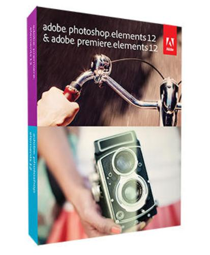 Adobe Photoshop & Premiere Elements 12