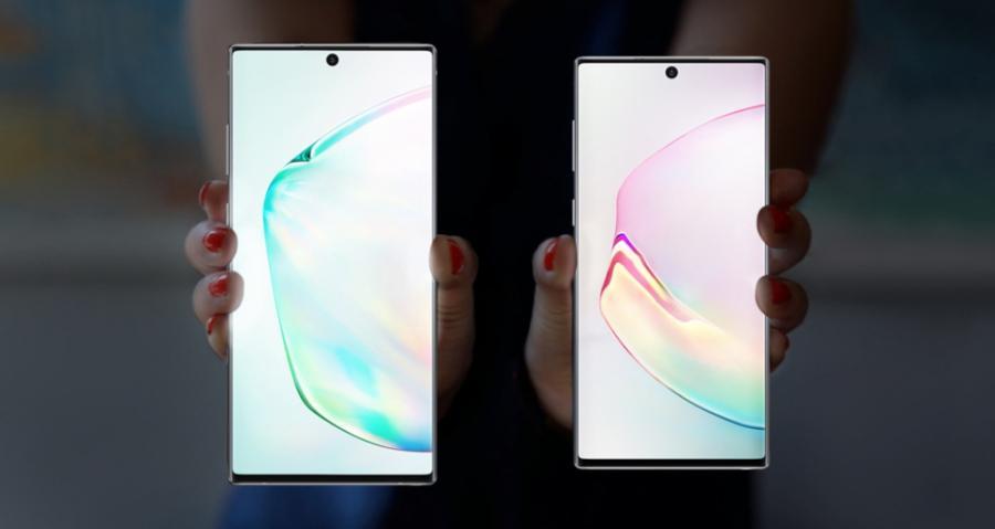 Galaxy Note 10 pojawi się w dwóch rozmiarach