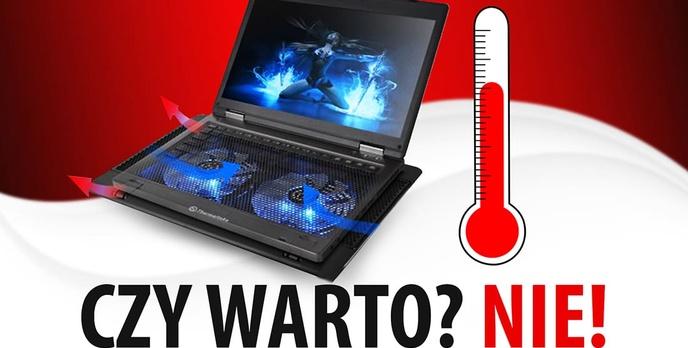 Podstawka chłodząca do laptopa - Czy warto ją kupić?