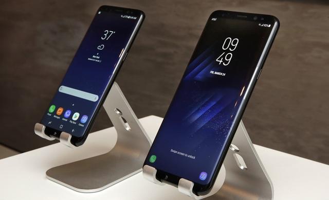 test najnowszego flagowca Samsung Galaxy S8+