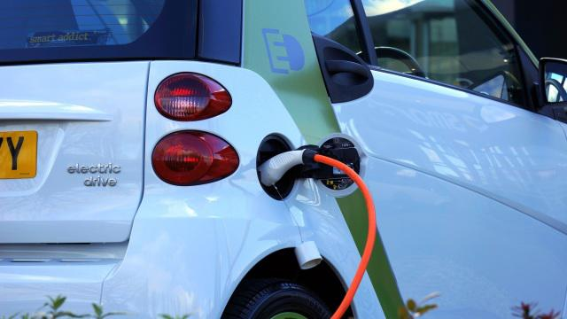 Auto na prąd