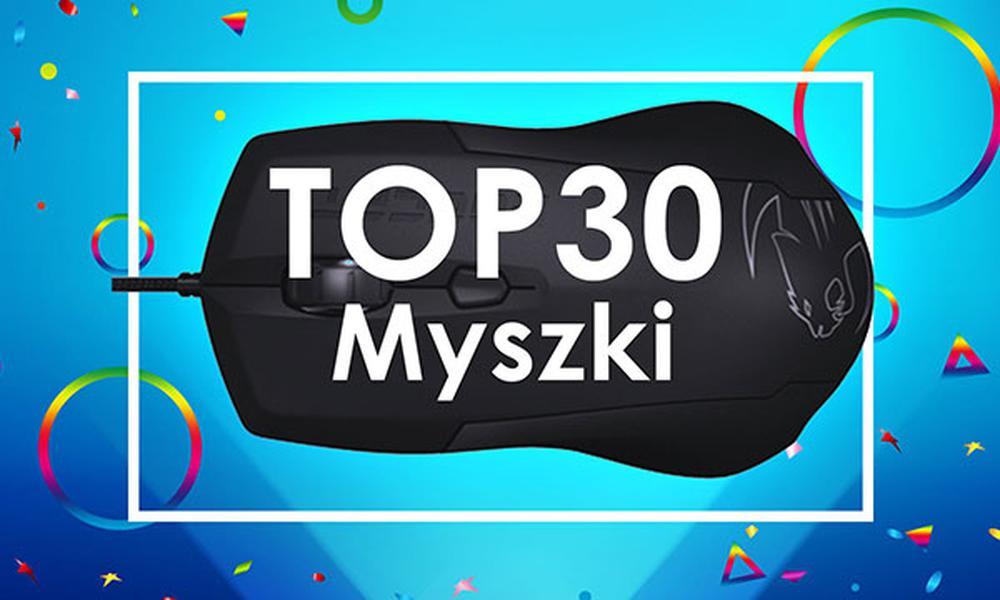 Ranking Specjalny Myszek - TOP 30 Polecanych Gryzoni