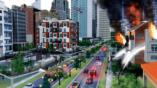Polska premiera SimCity - niespotykanej dotąd symulacji zarzadzania miastem