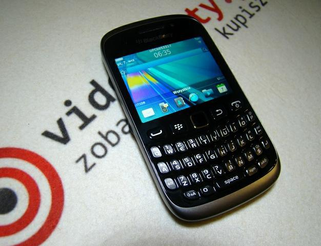 BlackBerry Curve 9320 [TEST]