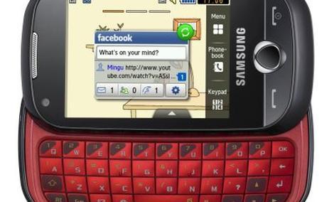 Samsung Corby Pro – kolejny młodzieżowy smartfon
