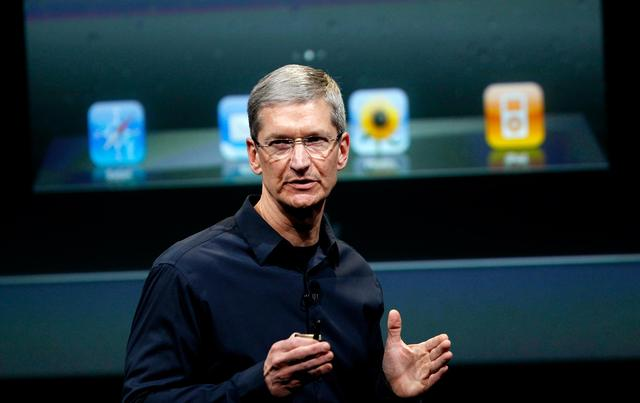 Szef Apple Będzie Rozdawał Grube Miliony