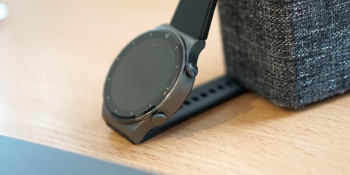 Wykonanie Huawei Watch GT 2 Pro to mistrzowska półks