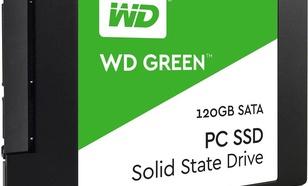 Western Digital WD Green 240GB SATA3 (WDS240G2G0A)
