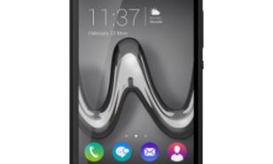 Wiko Mobile Tommy 4G (czarny)