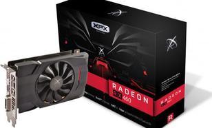 XFX Radeon RX 460 TRUE OC 4GB GDDR5 (128 Bit) DP, HDMI, DVI, BOX (RX-460P4SFG5)