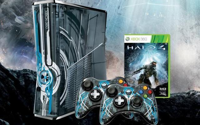 Xbox 360 Halo 4 - zapowiedź nowej limitowanej edycji konsoli Microsoftu