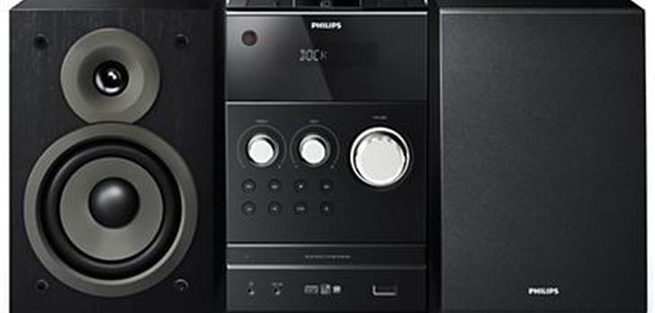 Słuchaj muzyki, relaksuj się przy ulubionych  dźwiękach - poznaj nową mikrowieżę Philips Classic!