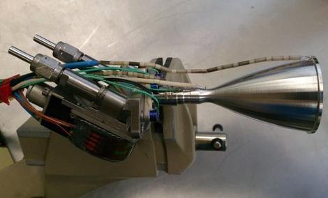 Silnik Rakietowy z Drukarki 3D