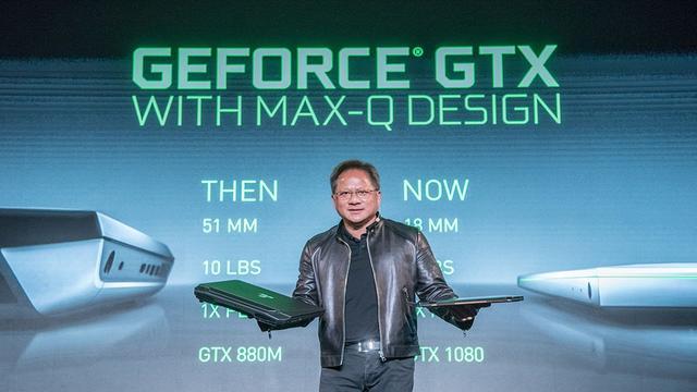NVIDIA Prezentuje Nowy Zamysł Konstrukcyjny Laptopów