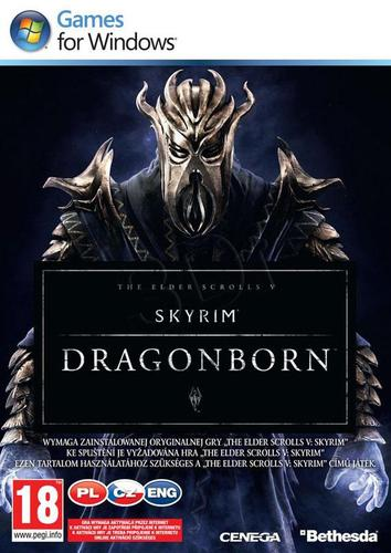 The Elder Scrolls V: Skyrim Dragonborn (dodatek)