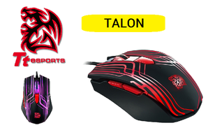 Tt eSPORTS Talon - Niedrogi Gryzoń od Thermaltake