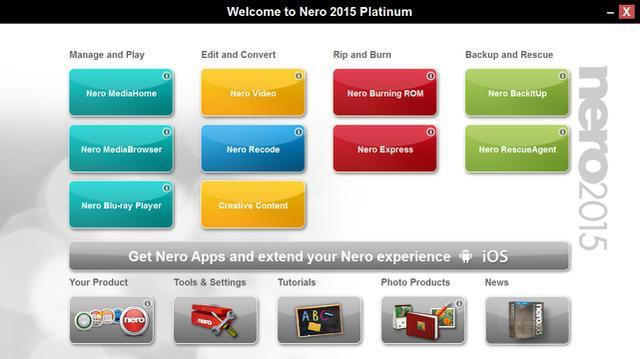 Nero 2015 Platinum 5