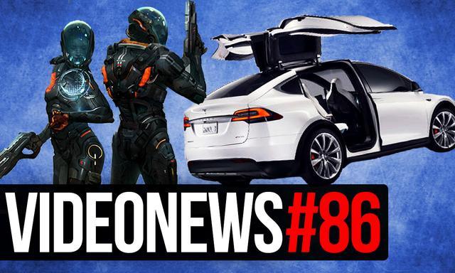 Latające Magazyny i Mass Effect: Andromeda - VideoNews#86