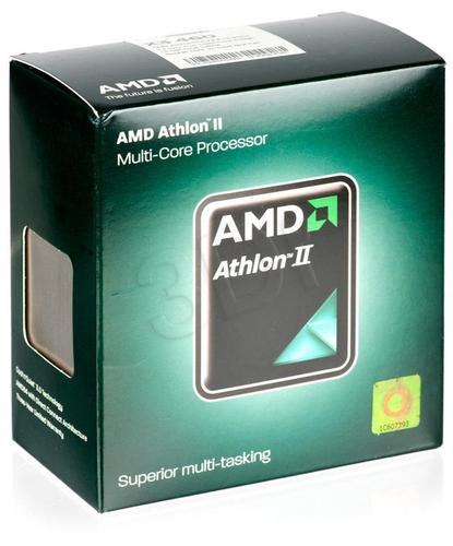 AMD Athlon II X3 460 BOX (AM3) (95W,45NM)