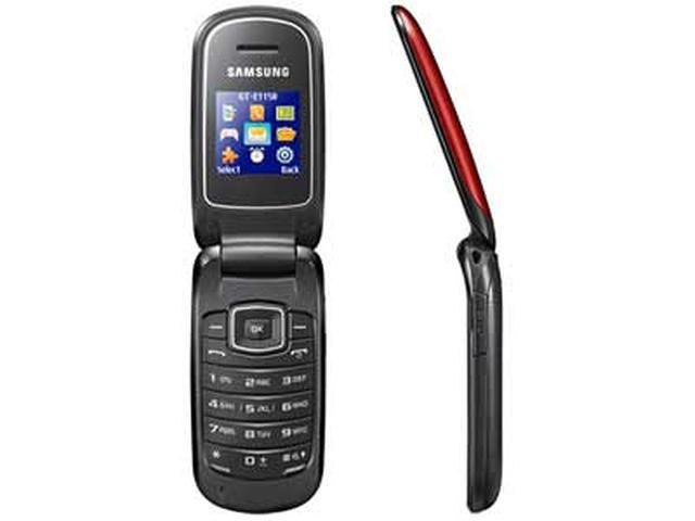 Samsung E1150 – nowy model komórki z klapką