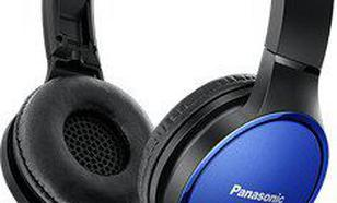Panasonic RP-HF300ME-A Niebieskie